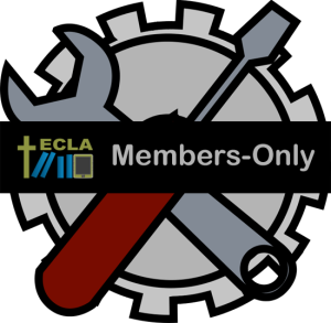 ECLA Members-Only Tools icon